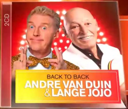 Back2Back André Van Duin & Lange JoJo